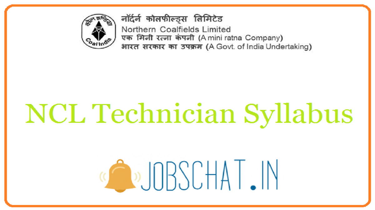 NCL Technician Syllabus
