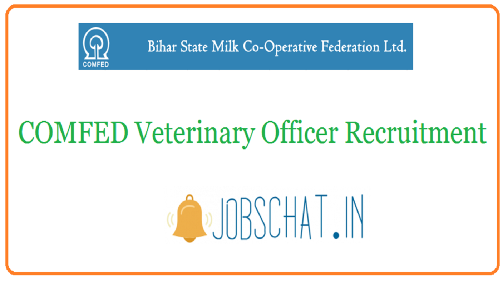 COMFED Veterinary Officer Recruitment