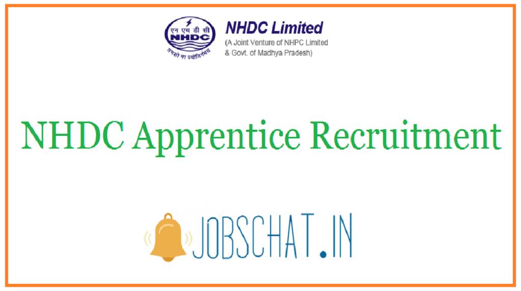 NHDC Apprentice Recruitment