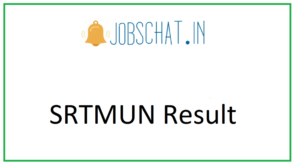 SRTMUN Result