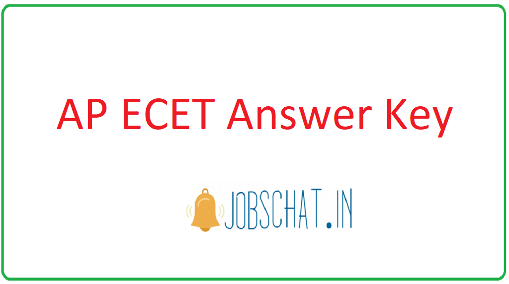 AP ECET Answer Key