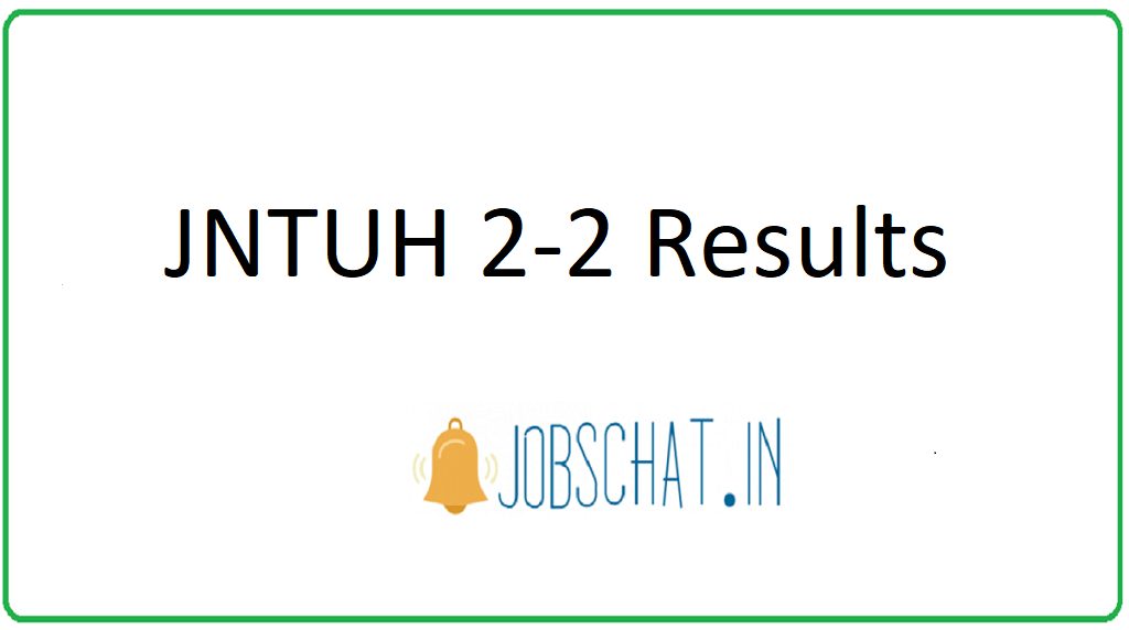 JNTUH 2-2 Results