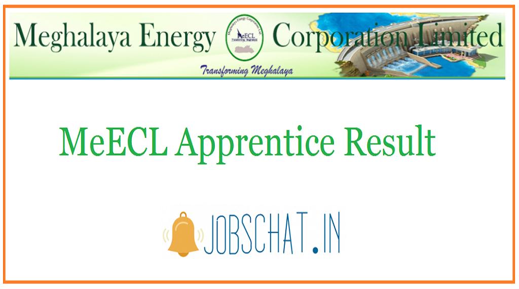 MeECL Apprentice Result