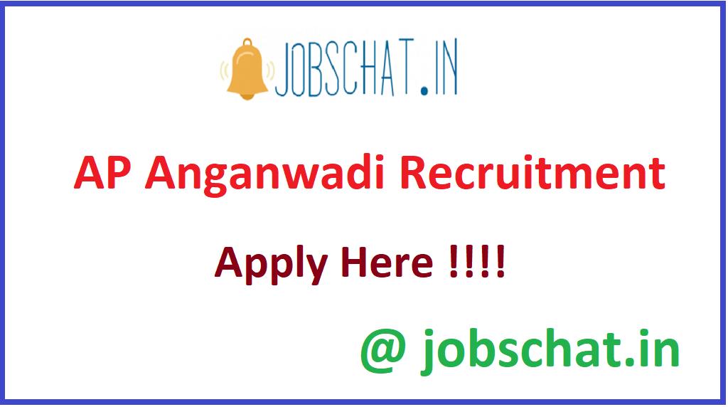 AP Anganwadi Recruitment