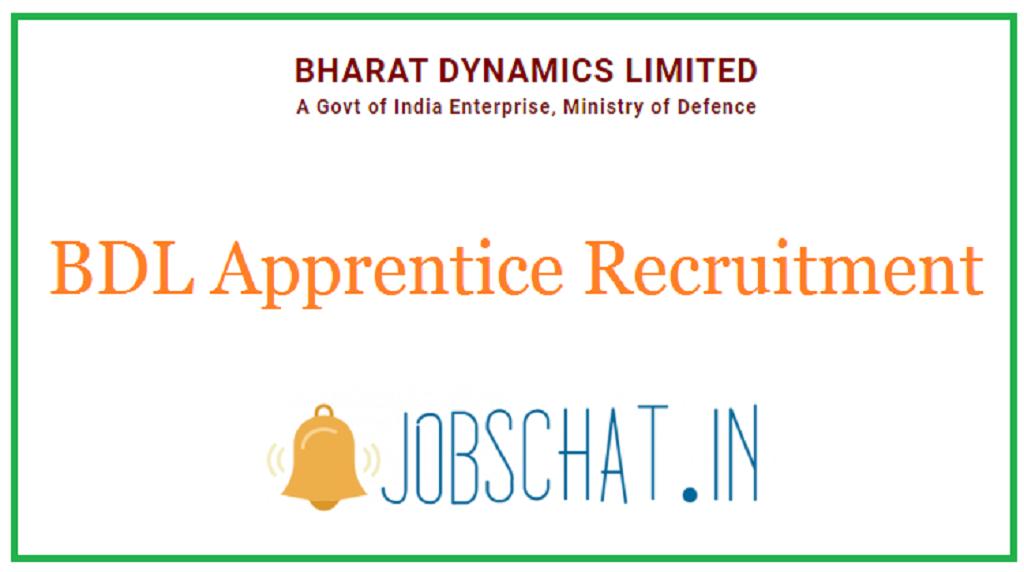 BDL Apprentice Recruitment