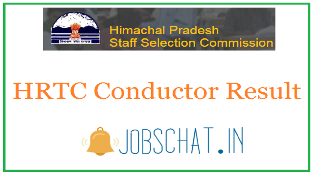 HRTC Conductor Result