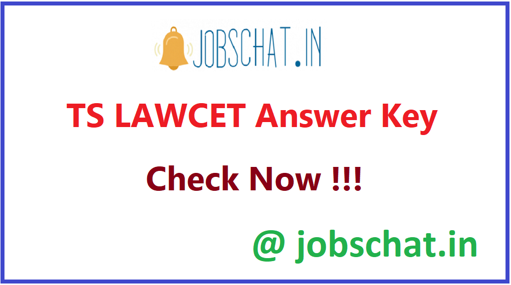 TS LAWCET Answer Key