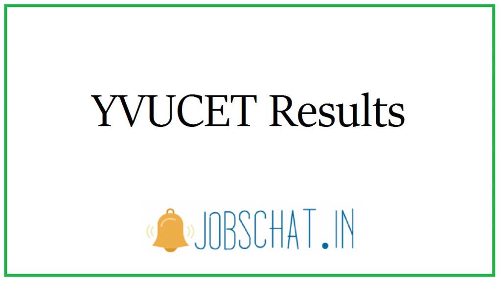 YVUCET Results