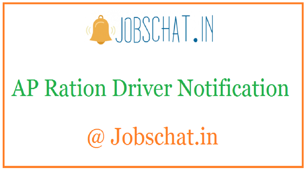 AP Ration Driver Notification