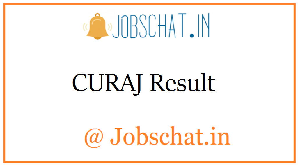 Central University Of Rajasthan Result