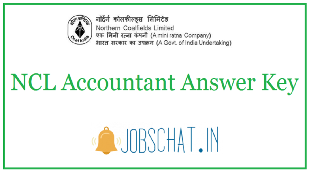 NCL Accountant Answer Key