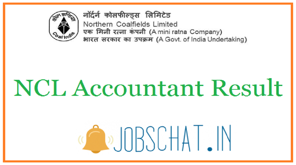 NCL Accountant Result