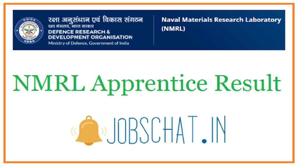NMRL Apprentice Result