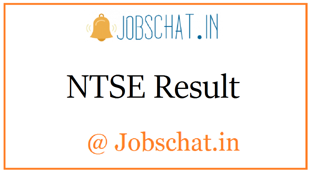 NTSE Result