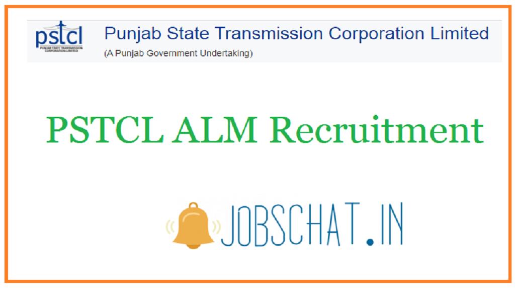 PSTCL ALM Recruitment