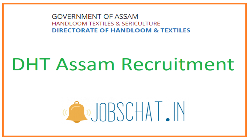 DHT Assam Recruitment