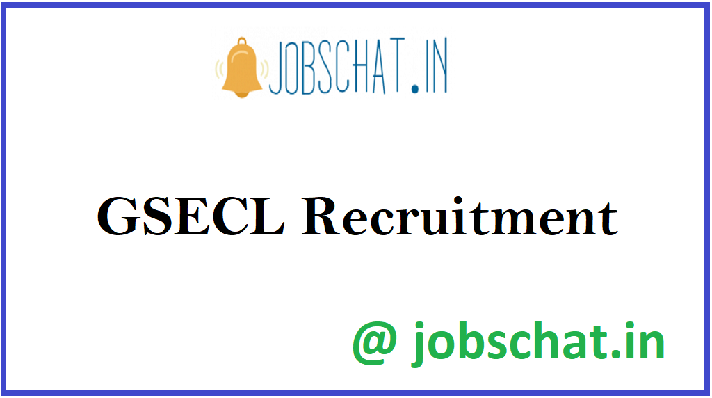 GSECL Recruitment