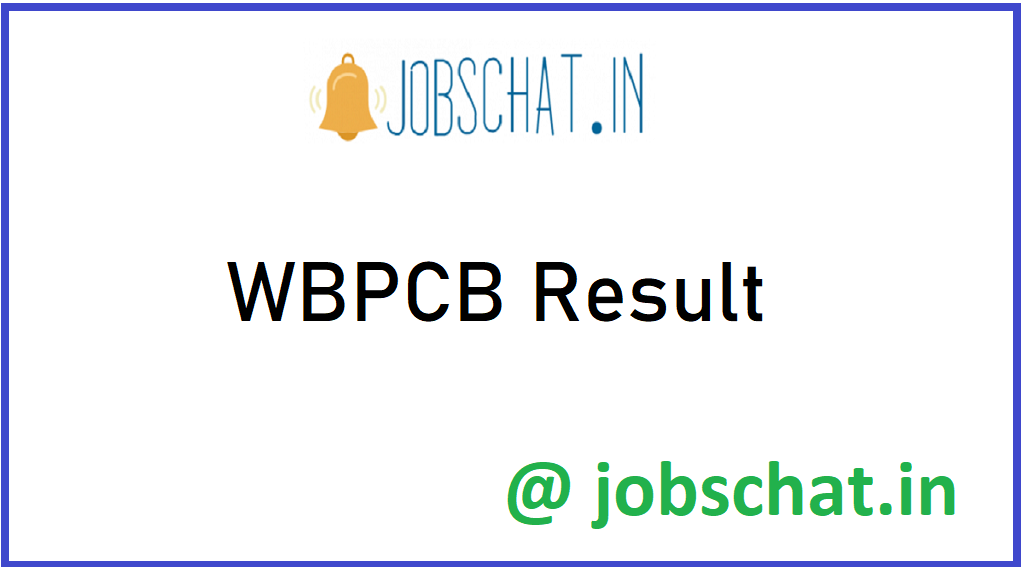 WBPCB Result