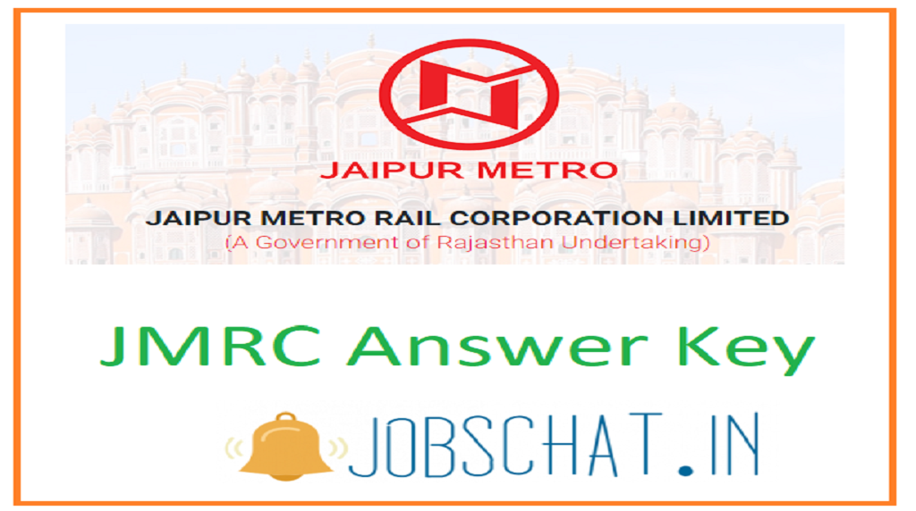 JMRC Answer Key