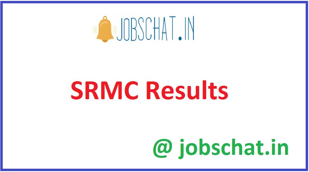 SRMC Results